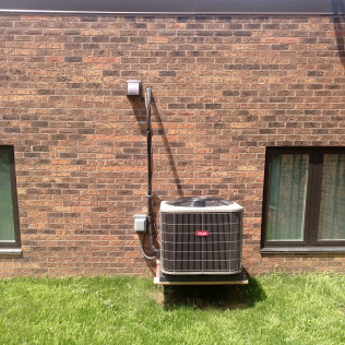 hvac unit, iowa falls ia