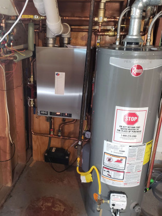 Water Heater Installation and Tankless Water Heater, Plumbing Services<br/>Ackley, Eldora, & Iowa Falls, IA